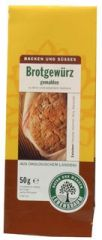 Lebensbaum: Brotgewürz gemahlen 50g, 100% bio